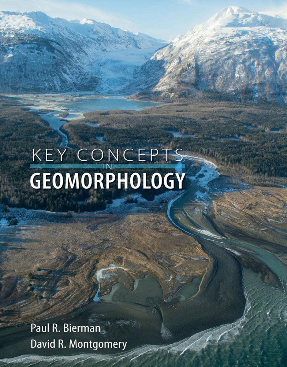 Key Concepts in Geomorphology verne j journey to the centre of the earth