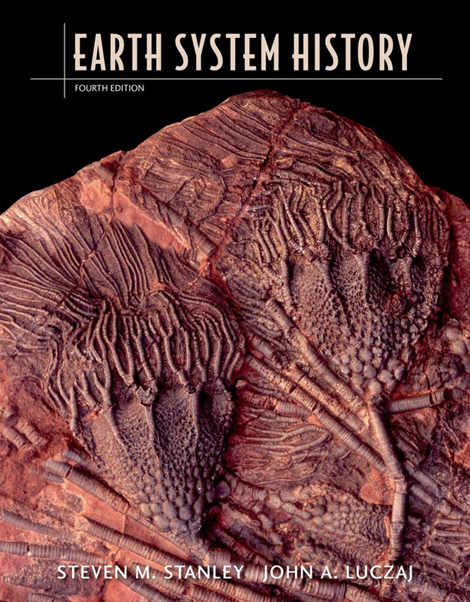 Earth System History a new literary history of america