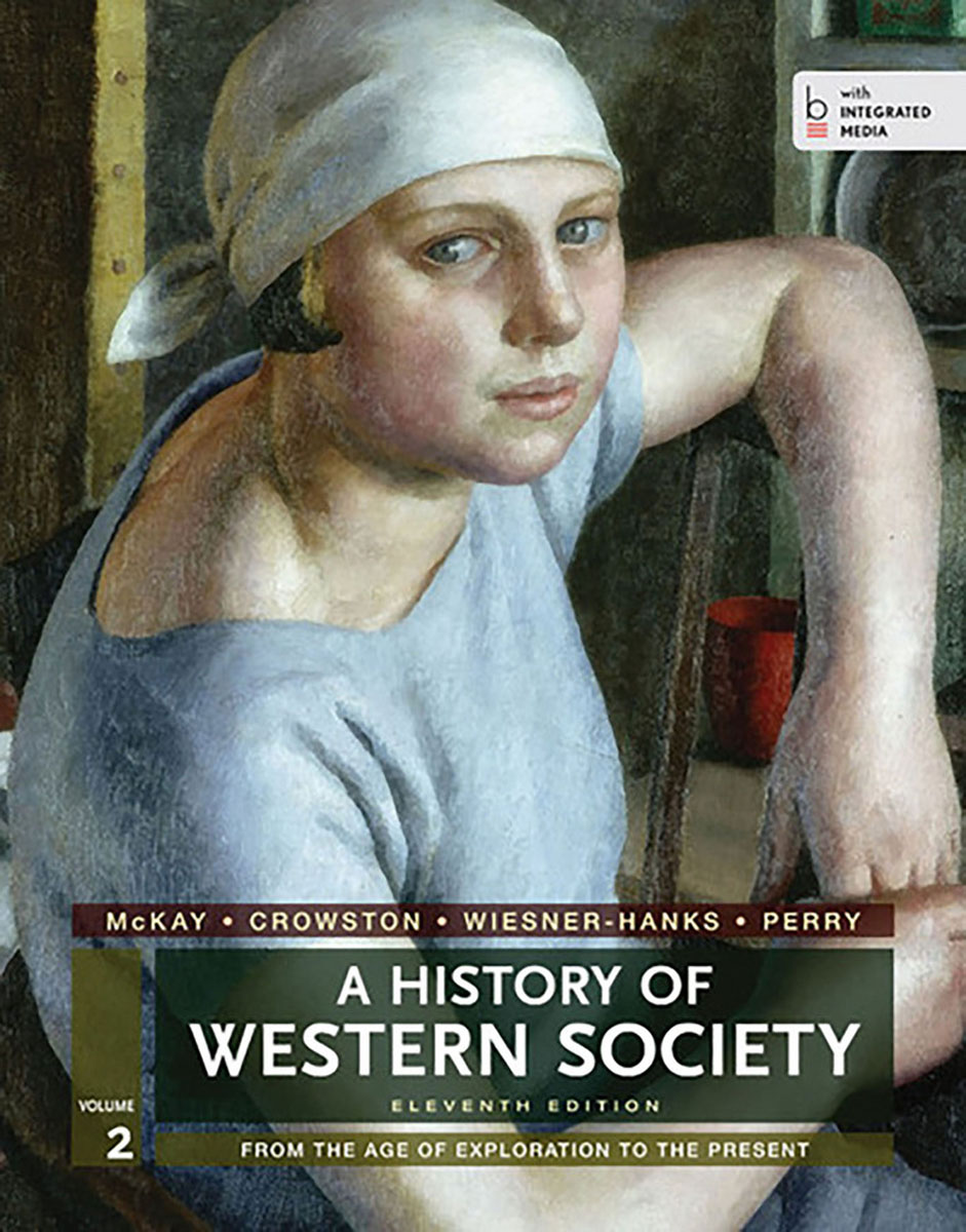 A History of Western Society, Volume 2 history of mens magazines volume 2 post war to 1959