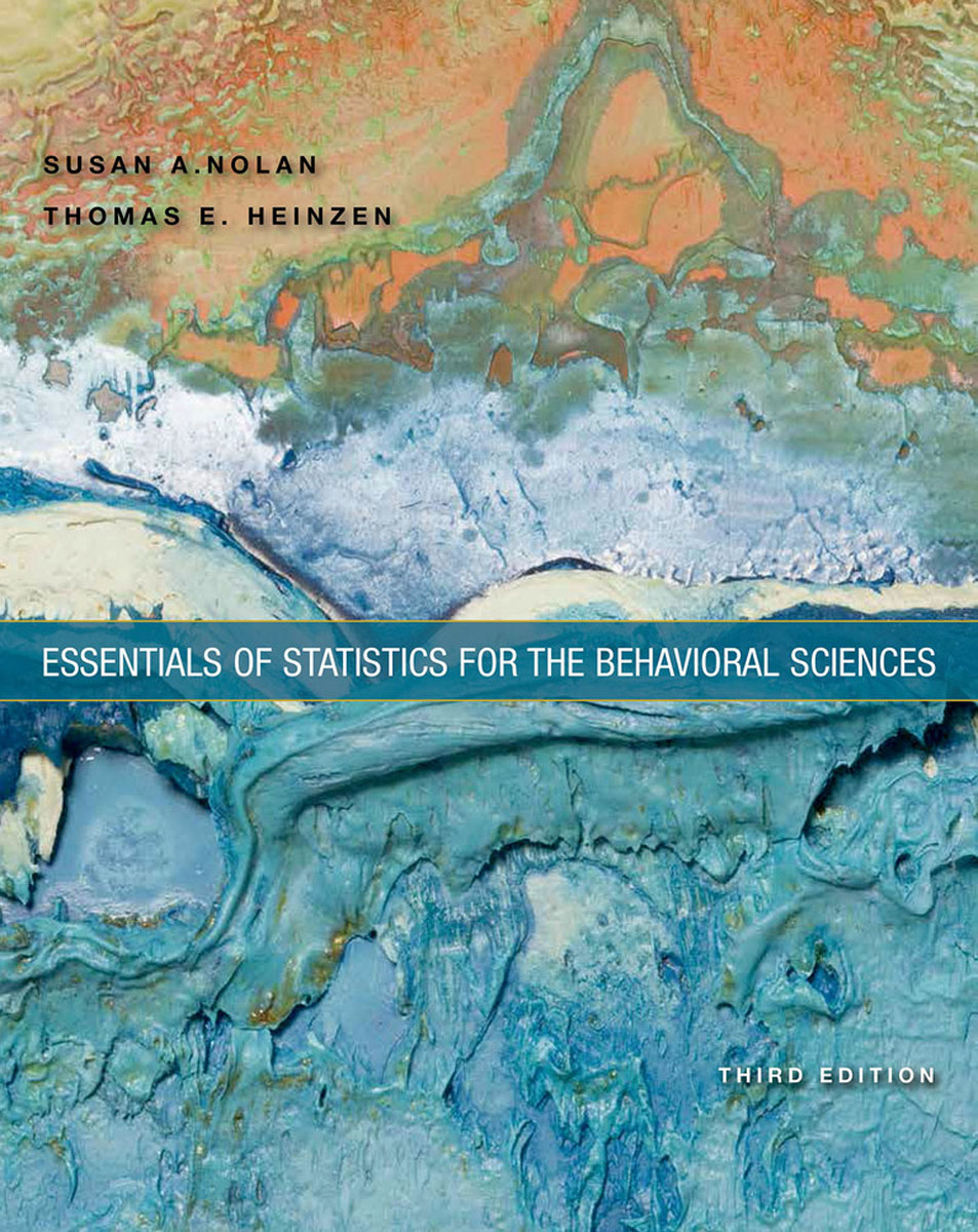 Essentials of Statistics for the Behavioral Sciences plus LaunchPad Access Card andy beane 3d animation essentials