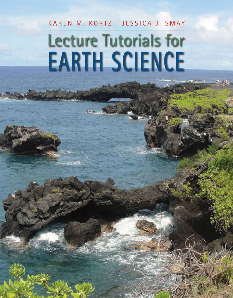 Lecture Tutorials in Earth Science tutorials on electromagnetism and its application
