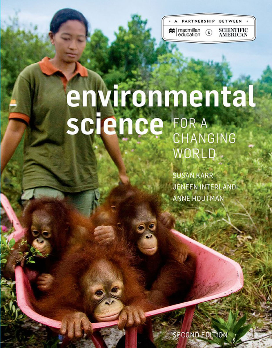 Scientific American Environmental Science for a Changing World alecia spooner m environmental science for dummies