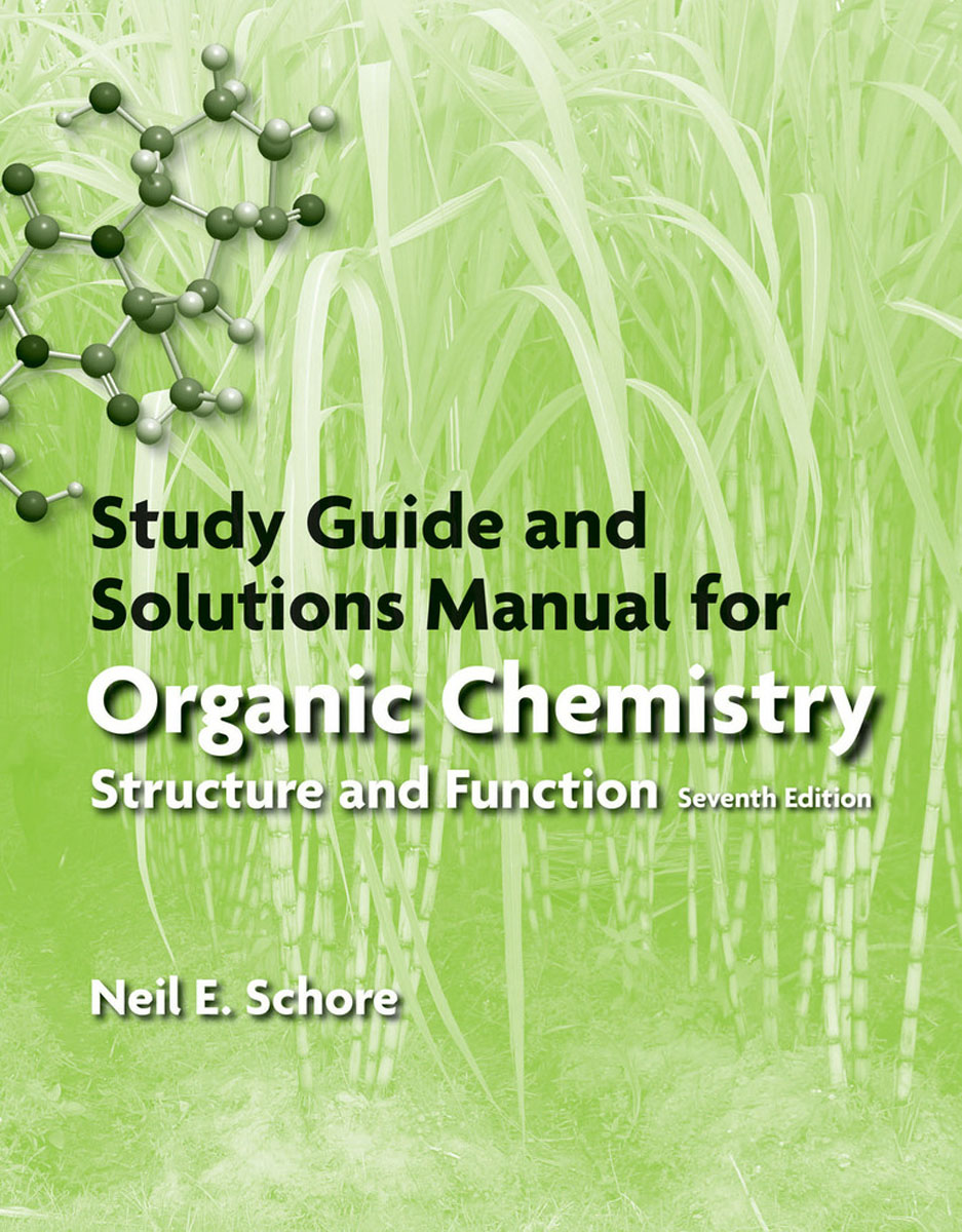 Study Guide and Solutions Manual for Organic Chemistry solomons study guide for fundamentals of organic chemistry 2ed paper only