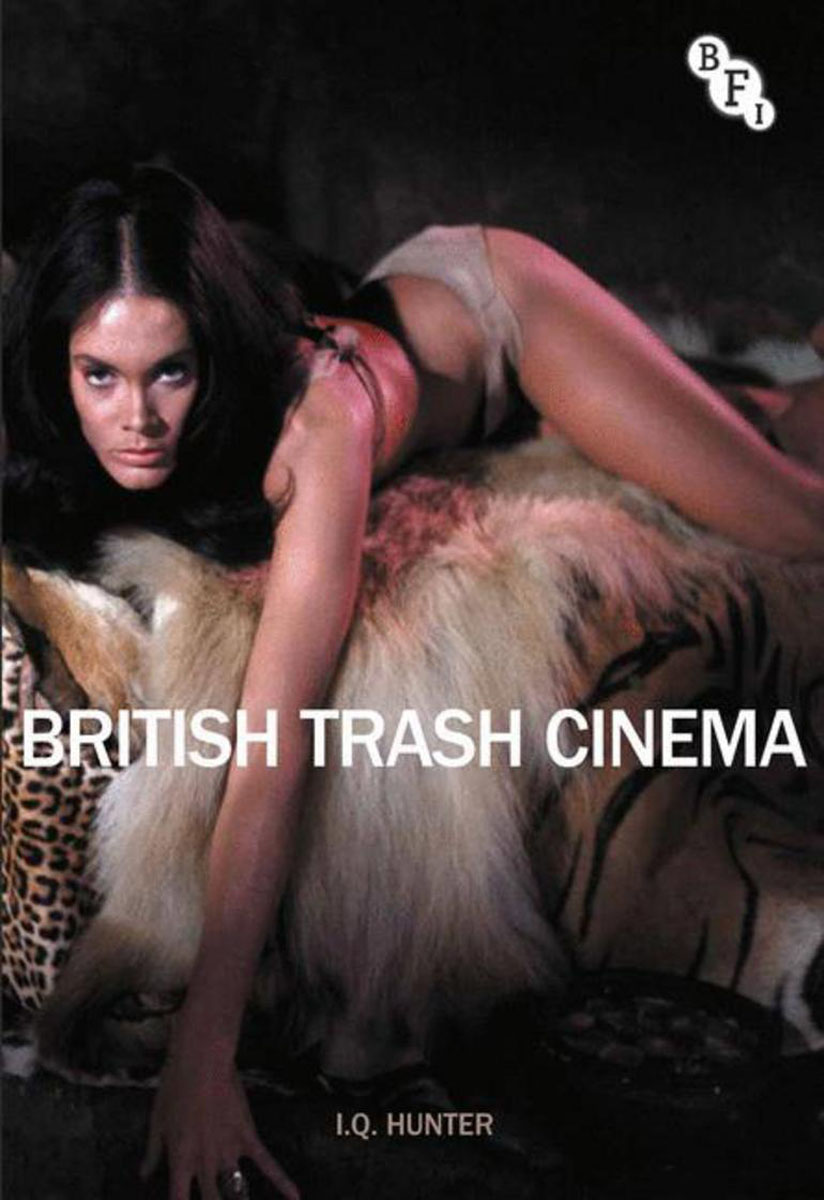 British Trash Cinema little history of british gardening