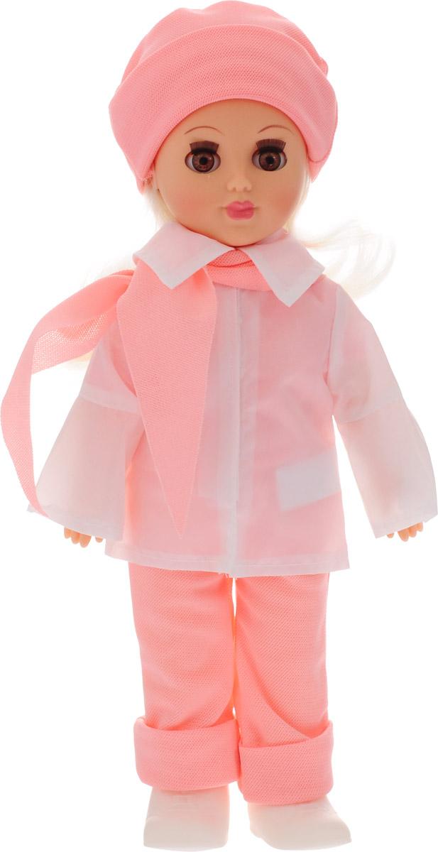 Весна Кукла Алла цвет одежды белый светло-коралловый кукла алла весна