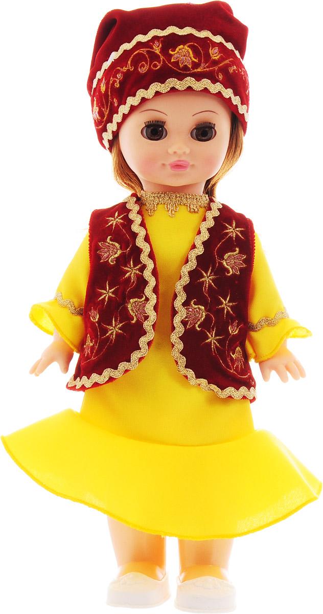 Весна Кукла озвученная Алсу цвет платья желтый кукла весна алсу 35 см со звуком в1634 о