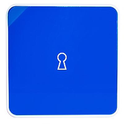 Ключница настенная Byline, цвет: синий. 108.3251.54