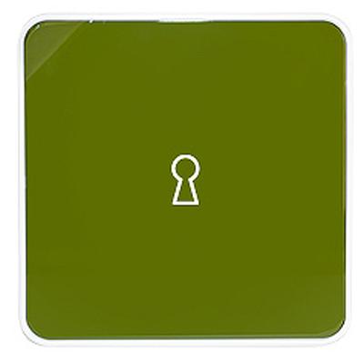 Ключница настенная Byline, цвет: зеленый. 108.3251.53108.3251.53Настенная ключница Byline создана как удобный органайзер для хранения и контроля за комплектами ключей. Больше не надо думать, куда положить ключи от квартиры или дома, машины, почтового ящика, кладовки.