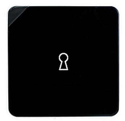 Ключница настенная Byline, цвет: черный. 108.3251.52