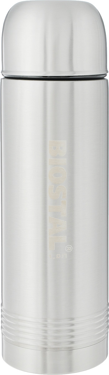 Термос Biostal Охота, цвет: стальной, 1 л. NYP-1000NYP-1000Термос с узким горлом Biostal Охота, изготовленный из высококачественной нержавеющей стали, относится к серии Охота. Термосы этой серии пользуются большой популярностью у любителей охоты и рыбалки, так как они, сохраняя прочность и термоустойчивость, легки и компактны. Термос предназначен для горячих и холодных напитков и укомплектован двумя пробками: пробка без клапана надежна, проста в использовании и позволяет дольше сохранять тепло, благодаря дополнительной теплоизоляции. Пробка с клапаном удобна в использовании и позволяет, не отвинчивая ее, а наливать напитки после простого нажатия. Изделие также оснащено крышкой-чашкой. Легкий и прочный термос Biostal Охота сохранит ваши напитки горячими или холодными надолго.Высота термоса (с учетом крышки): 30 см. Диаметр дна: 9 см. Диаметр крышки-чашки (по верхнему краю): 8 см.