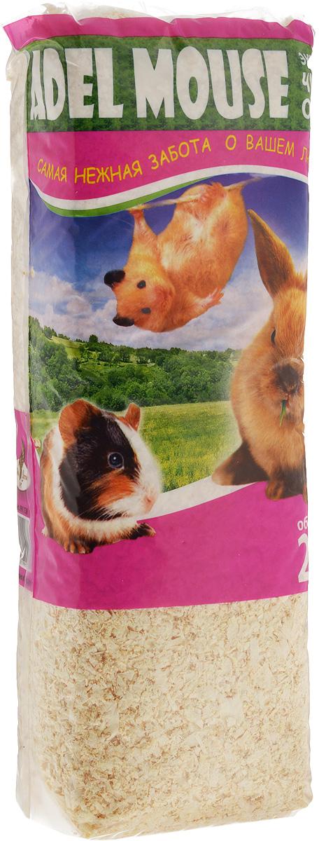 Опилки Adel Mouse, 20 л991738Опилки Adel Mouse используются как подстилка для домашних животных и грызунов. Подстилка состоит из стружки хвойных пород дерева и обладает уникальными природными антисептическими свойствами.