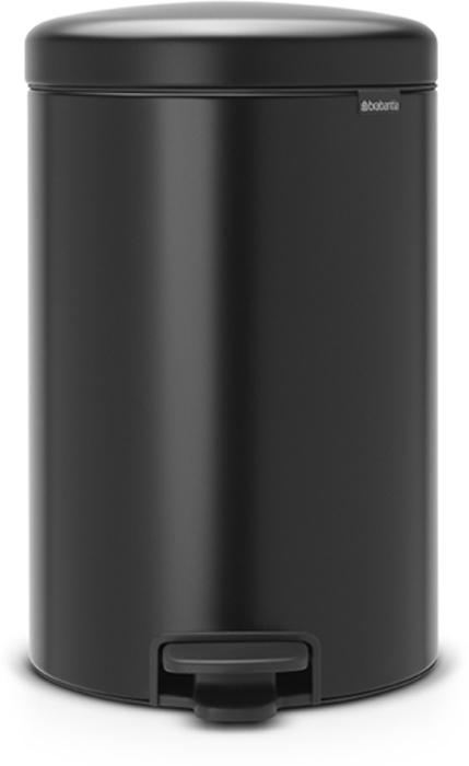 Мусорный бак с педалью Brabantia NewIcon, 20 л. 114106114106Этот 20-литровый бак с педалью – отличное решение для кухни или гостиной: большое загрузочное отверстие позволяет аккуратно собирать мусор, не просыпая на пол.Бесшумный – плавное закрывание крышки и необыкновенно мягкий ход педали.Не пропускает запах – плотно прилегающая крышка.Устойчивый – специальное устройство, предотвращающее опрокидывание бака.Не повреждает пол – нескользящее основание.Удобная очистка –съемное внутреннее пластиковое ведро.Бак удобно перемещать – специальная ручка в блоке крепления крышки.Всегда опрятный вид – в комплекте идеально подходящие по размеру мешки для мусора PerfectFit (размер D). Сертификат соответствия концепции регенерации Cradle to Cradle.Изготовлен на 40% из переработанных материалов, подлежит вторичной переработке вместе с упаковкойна 98%. 10 лет гарантии.Brabantia c заботой о вашем доме и планете. Добрые дела сегодня – залог счастливого завтра. Мусорные баки с педалью newIcon не только безупречно красивы, они еще и надежные работники! Покупая этот бак, вы вносите вклад в крупнейший проект по очистке мирового океана от пластикового мусора, реализуемый организацией Ocean Cleanup. При продаже каждого бака Brabantia осуществляет благотворительный вклад в проект. Разве это не здорово?