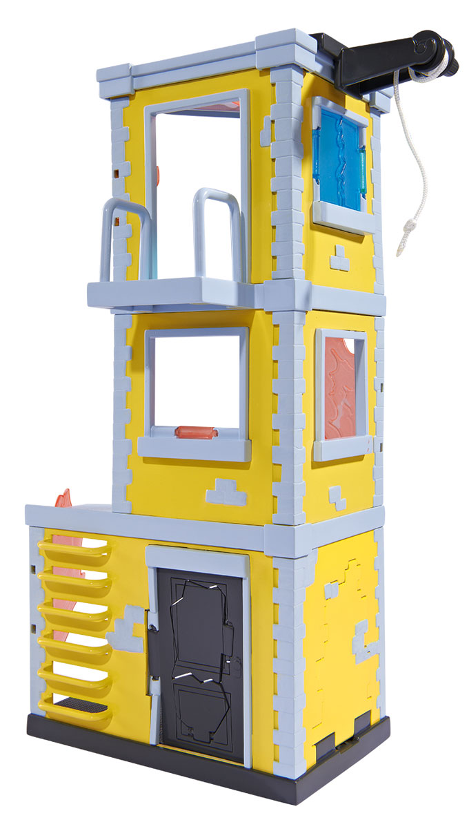 Dickie Toys Игровой набор Fire Rescue Tower dickie toys игровой набор маяк