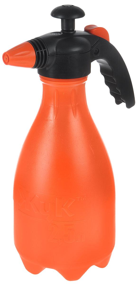 Опрыскиватель ЖУК ОП-205 М15, 2,5 л16822Опрыскиватель ЖУК ОП-205 М15 - это модель с удобной для закручивания узкой горловиной и эргономической ручкой, которая подходит для ухода за комнатными растениями и ведения хозяйственных работ. Дополнительная безопасность изделия обеспечена усиленным штоком насоса и утопленным предохранительным клапаном. А ножки, предусмотренные дизайном бака, придают устойчивость.