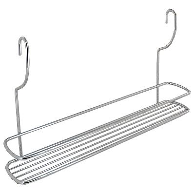 Держатель Lonardo навесной, 1 ярус 35х635.03.09Удобный настенный держатель Lonardo, выполненный из нержавеющей стали, органично впишется в интерьер Вашей кухни и подойдет для хранения различных принадлежностей, которые всегда будут под рукой. Крепится к стене на 2 петли.Характеристики:Материал:нержавеющая сталь.Размер:35 см x 6 см х 19 см.Производитель:Италия.