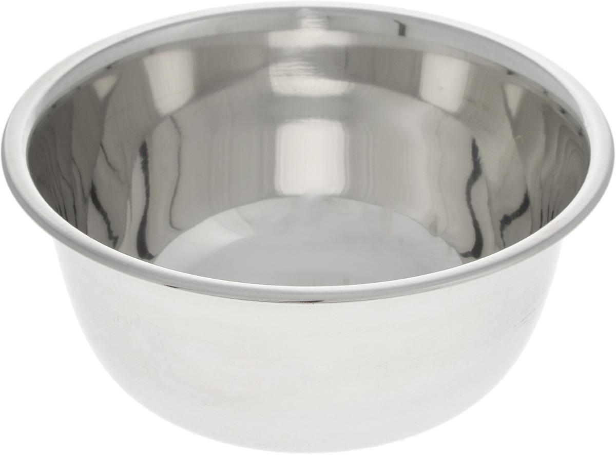 Миска SSW, диаметр 24 см465124Миска SSW выполнена из высококачественной нержавеющей стали. С наружной стороны изделие имеет матовую поверхность, а с внутренней - зеркальную. Миска отлично подойдет для взбивания яиц, смешивания различных ингредиентов.Диаметр миски: 24 см. Объем: 3,2 л.