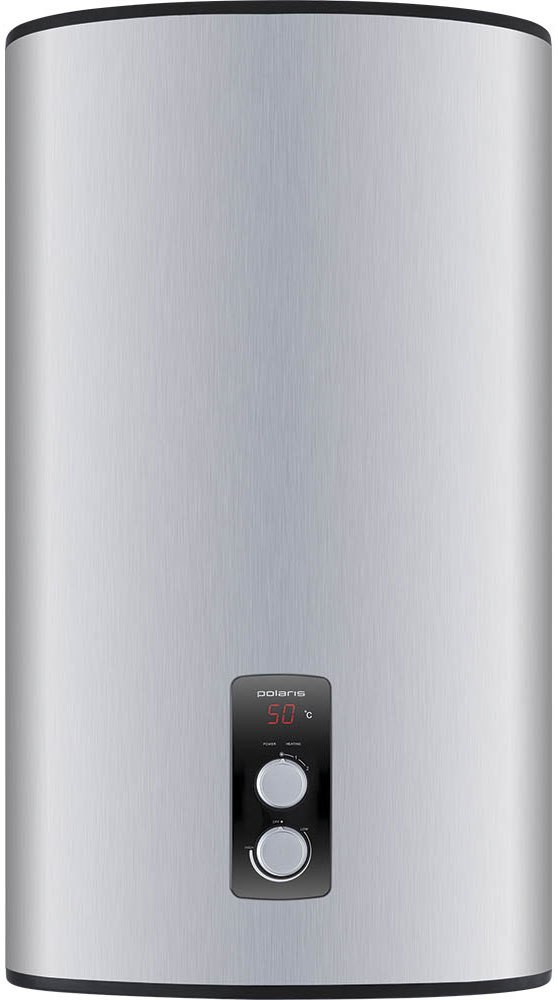 Накопительный водонагреватель Polaris VEGA SLR 80V - незаменимый помощник в отсутствие горячей воды. Пользоваться этим водонагревателем очень просто благодаря удобной и интуитивно понятной системе управления. На LED-дисплее отображается вся необходимая информация. Внутреннее покрытие бака выполнено из нержавеющей стали, что значительно продлевает срок службы прибора. Объема бака будет достаточно для семьи из 2-3 человек.  Максимальное давление: 7 бар