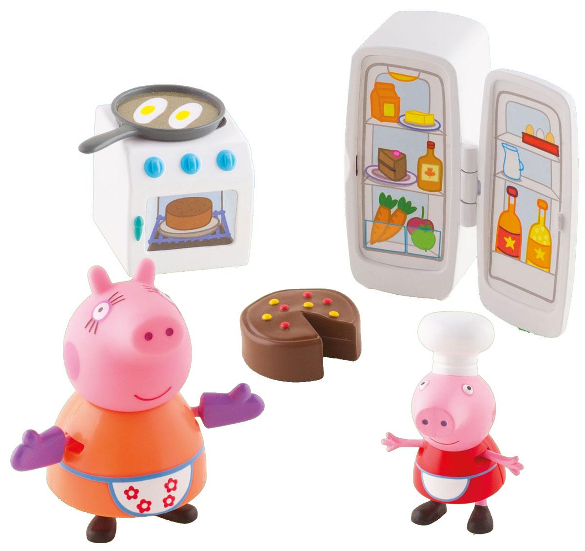 Peppa Pig Игровой набор Кухня Пеппы