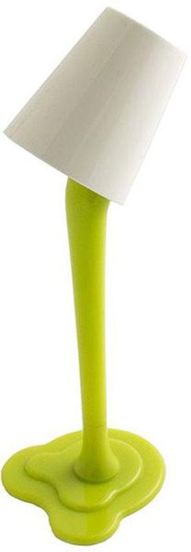 Эврика Ручка шариковая Лампа с подсветкой цвет корпуса зеленый97119Удивительная светящаяся настольная ручка-лампа на подставке создает иллюзию, будто небольшое ведерко с краской зависло в воздухе. Стильная, яркая, необычная вещица украсит собой рабочий стол, подсветит подписываемый документ и удивит коллег.