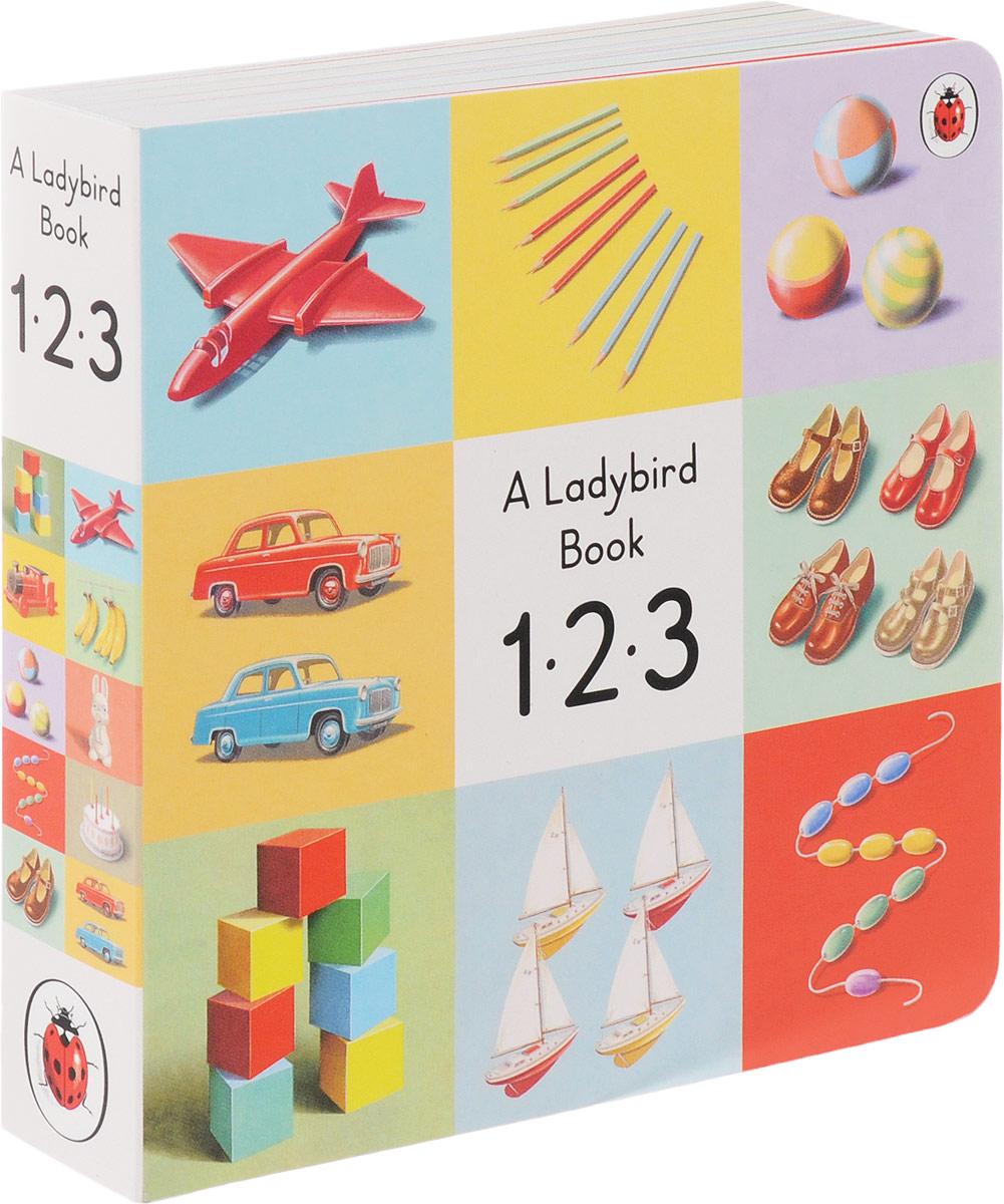 купить 123: A Ladybird Book недорого