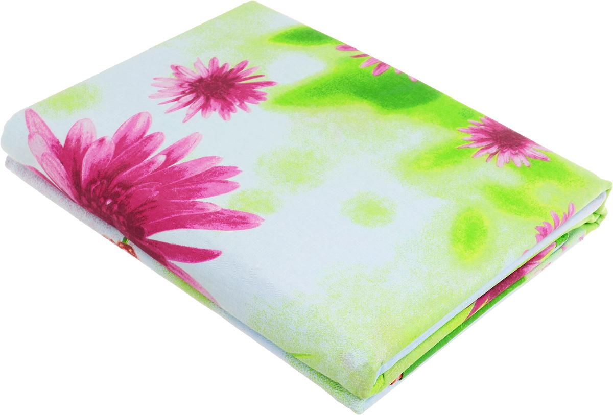 Комплект белья МарТекс Цветущий луг, 2-спальный, наволочки 70х7001-0568-2Комплект постельного белья МарТекс Цветущий луг состоит из пододеяльника, простыни и двух наволочек и изготовлен из бязи. Постельное белье оформлено оригинальным ярким 3D рисунком и имеет изысканный внешний вид. Бязь - вид ткани, произведенный из натурального хлопка. Бязевое белье выдерживает большое количество стирок. Благодаря натуральному хлопку, постельное белье приобретает способность пропускать воздух, давая возможность телу дышать. Приобретая комплект постельного белья МарТекс, вы можете быть уверены в том, что покупка доставит вам и вашим близким удовольствие и подарит максимальный комфорт.
