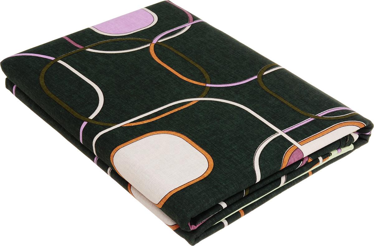 Комплект белья МарТекс Дуэт, 1,5-спальный, наволочки 70х70, цвет: темно-зеленый, салатовый01-0961-1Комплект постельного белья МарТекс Дуэт состоит из пододеяльника, простыни и двух наволочек и изготовлено из бязи. Постельное белье оформлено оригинальным ярким 3D рисунком и имеет изысканный внешний вид. Бязь - вид ткани, произведенный из натурального хлопка. Бязевое белье выдерживает большое количество стирок. Благодаря натуральному хлопку, постельное белье приобретает способность пропускать воздух, давая возможность телу дышать. Приобретая комплект постельного белья МарТекс, вы можете быть уверенны в том, что покупка доставит вам и вашим близким удовольствие и подарит максимальный комфорт.