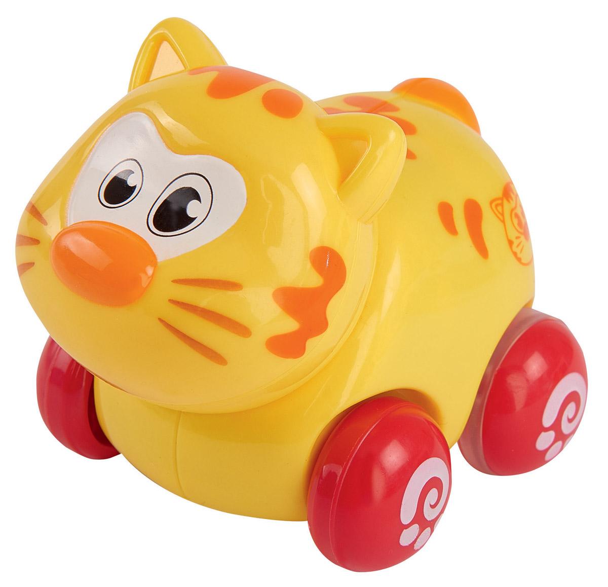Simba Машинка-игрушка Котик simba abc машинка с пультом