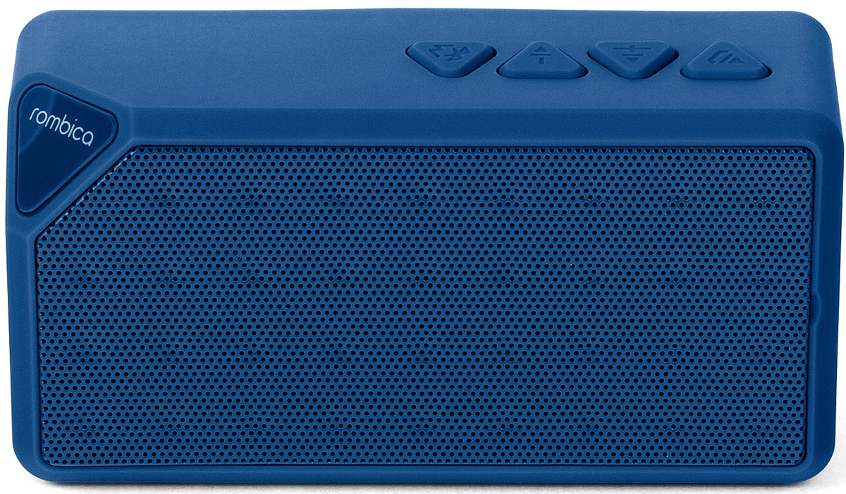 Rombica MySound BT-01 2C, Blue портативная акустическая система