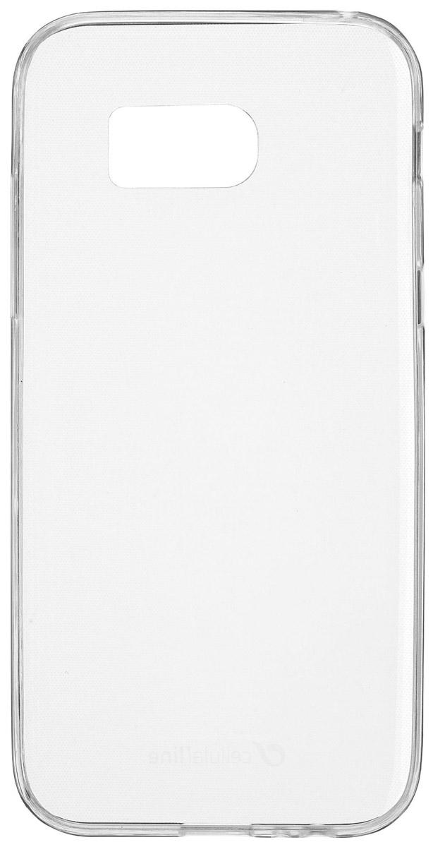 Cellular Line Fine чехол для Samsung Galaxy A5 (2017), ClearFINECGALA517TУльтратонкий силиконовый чехол Cellular Line Fine для Samsung Galaxy A5 (2017) предназначен для защиты устройства от механических повреждений и влаги. Имеет свободный доступ ко всем разъемам телефона.