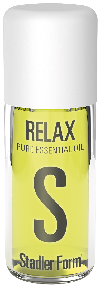 Stadler Form Relax эфирное масло для ароматизаторов эфирные масла stadler form ароматическое масло stadler form refresh a 120 10 мл свежесть