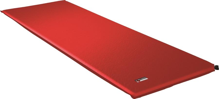 Коврик самонадувающийся High Peak Dakota, цвет: красный, 210 х 63 х 5 см41074Если ваш рост больше 190 см, то самонадувающийся коврик High Peak Dakota подойдет вам лучше всего. Толщина в 5 см позволит забыть о холодной земле и камнях под вашей спиной. Верхняя ткань коврика усилена плетением RipStop, а нижняя часть выполнена из малоскользящего материала, чтобы коврик не скользил по дну палатки. Наполнитель: пенопласт высокой плотности.Верх: 210T Polyester Diamond Rip Stop.Низ: 150D Polyester non-slip.