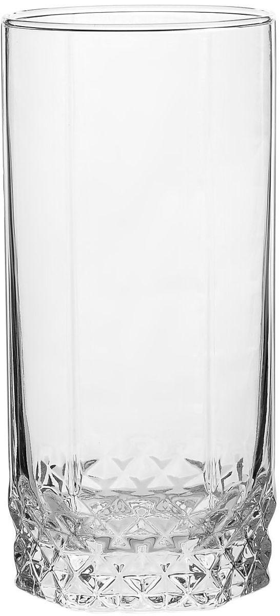 Набор стаканов Pasabahce Valse, 440 мл, 6 шт набор стаканов pasabahce valse 315 мл 6 шт