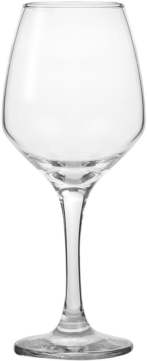 Набор бокалов для вина Pasabahce Isabella, 350 мл, 6 шт440271BНабор Pasabahce Isabella состоит из шести бокалов, выполненных из прочного натрий-кальций-силикатного стекла. Изделия оснащены ножками. Бокалы сочетают в себе элегантный дизайн и функциональность. Благодаря такому набору пить напитки будет еще вкуснее. Набор бокалов Pasabahce Isabella прекрасно оформит праздничный стол и создаст приятную атмосферу за ужином. Такой набор также станет хорошим подарком к любому случаю!