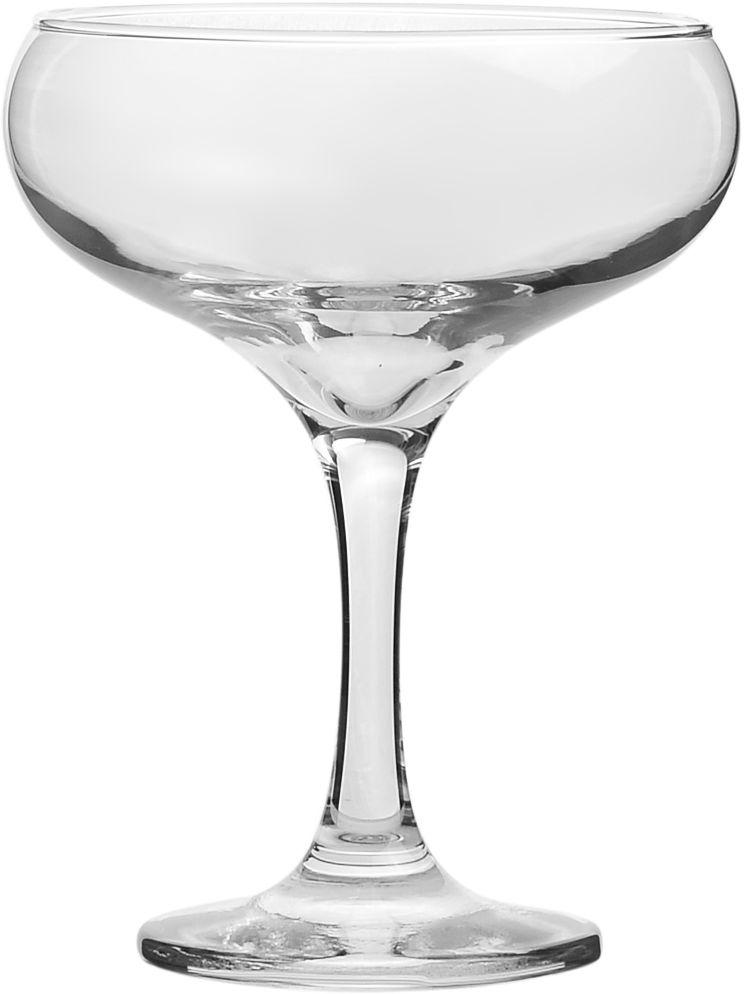 Набор бокалов Pasabahce Bistro, 270 мл, 6 шт набор бокалов для бренди коралл 40600 q8105 400 анжела