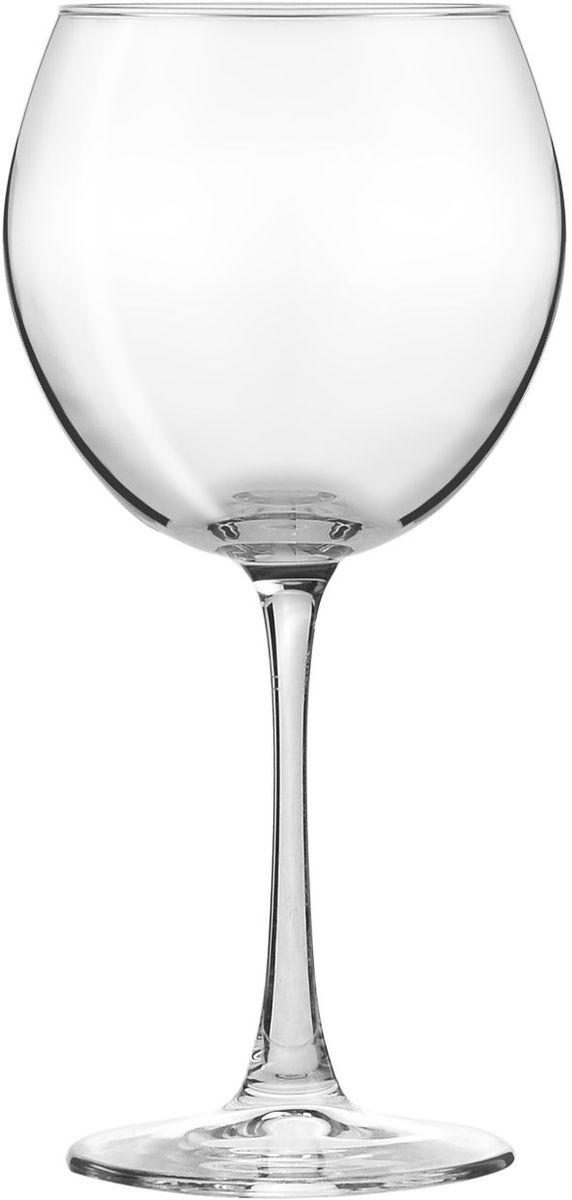 """Набор Pasabahce """"Enoteca"""" состоит из шести бокалов, выполненных из прочного натрий-кальций-силикатного стекла. Изделия оснащены  ножками. Бокалы сочетают в себе элегантный дизайн и функциональность. Благодаря такому набору пить напитки будет еще вкуснее. Набор бокалов Pasabahce """"Enoteca"""" прекрасно оформит праздничный стол и создаст приятную атмосферу за ужином. Такой набор также станет  хорошим подарком к любому случаю!"""