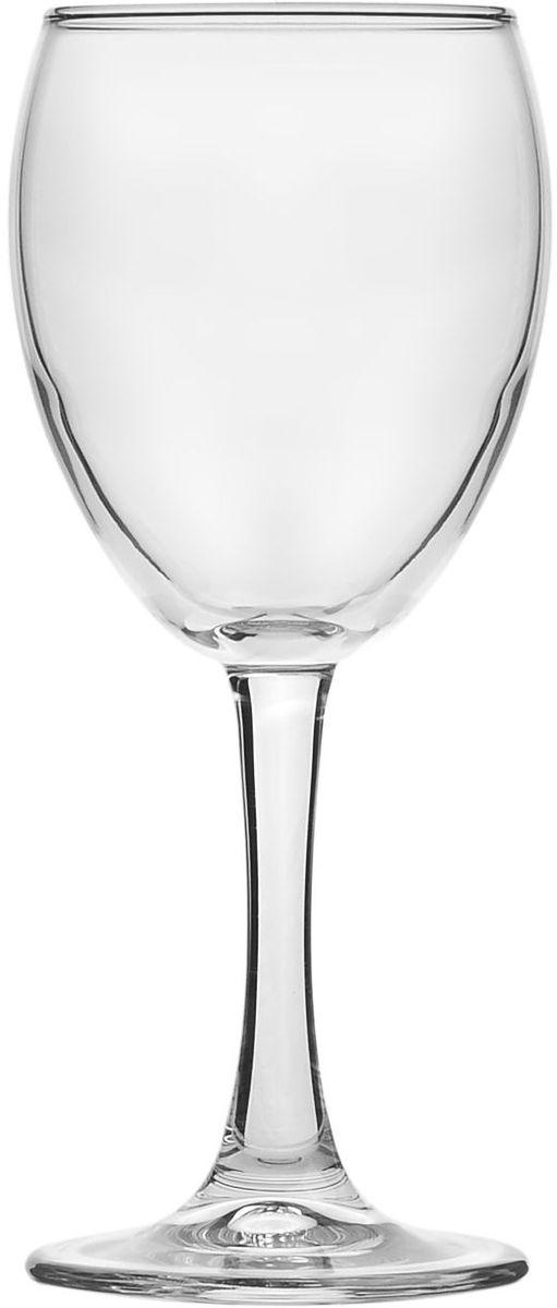 Набор бокалов Pasabahce Imperial Plus, 240 мл, 6 шт44799BНабор Pasabahce IMPERIAL PLUS состоит из шести бокалов, выполненных из прочного натрий-кальций-силикатного стекла. Изделия оснащены ножками. Бокалы сочетают в себе элегантный дизайн и функциональность. Благодаря такому набору пить напитки будет еще вкуснее.Набор бокалов Pasabahce IMPERIAL PLUS прекрасно оформит праздничный стол и создаст приятную атмосферу за ужином. Такой набор также станет хорошим подарком к любому случаю!