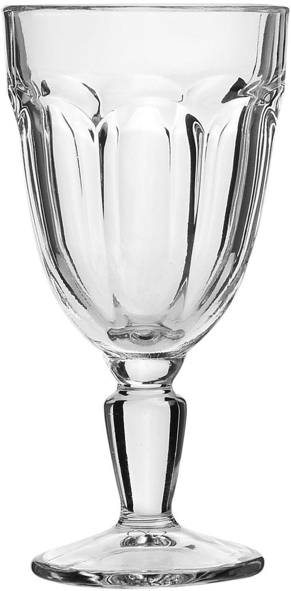 Набор бокалов Pasabahce Casablanca, 235 мл, 6 шт51258BНабор Pasabahce CASABLANCA состоит из шести бокалов, выполненных из прочного натрий-кальций-силикатного стекла. Изделия оснащены ножками. Бокалы сочетают в себе элегантный дизайн и функциональность. Благодаря такому набору пить напитки будет еще вкуснее.Набор бокалов Pasabahce CASABLANCA прекрасно оформит праздничный стол и создаст приятную атмосферу за ужином. Такой набор также станет хорошим подарком к любому случаю!