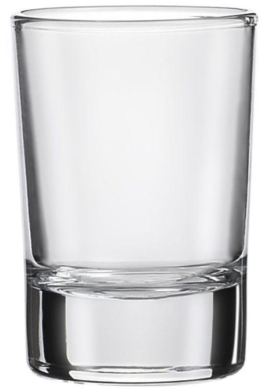 Набор стопок Pasabahce Basic, 55 мл, 6 шт52837BНабор Pasabahce BASIC состоит из 6 стопок, выполненных из закаленного натрий- кальций-силикатного стекла. Изделия прекрасно подойдут для подачи для подачи крепких алкогольных напитков. Набор стопок Pasabahce BASIC украсит ваш стол и станет отличным подарком к любому празднику.