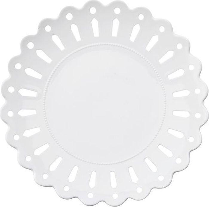 Тарелка Maxwell & Williams Лилия, диаметр 23 смDM9582Тарелка Maxwell & Williams Лилия выполнена из высококачественного фарфора. Она прекрасно впишется в интерьер вашей кухни и станет достойным дополнением к кухонному инвентарю. Она подчеркнет прекрасный вкус хозяйки и станет отличным подарком.