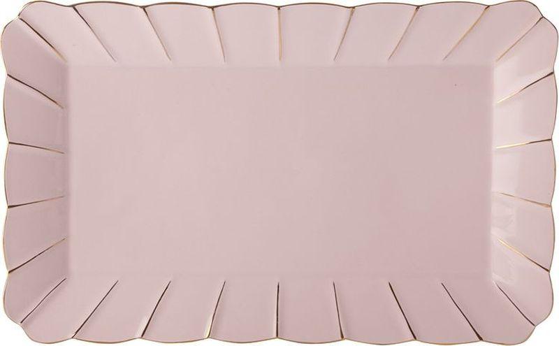 Блюдо Maxwell & Williams Свежее дыхание, цвет: розовый, 30 х 18,5 смMW580-QV6130Сервировочное блюдо Maxwell & Williams Свежее дыхание, изготовленное из фарфора, прекрасно подойдет для подачи нарезок, закусок и других блюд. Изделие,оформленное в лаконичном стиле, украсит сервировку вашего стола и подчеркнет прекрасный вкус хозяйки.Дизайнерский Дом Maxwell & Williams, Австралия, более полувека занимается дизайном и производством посуды классического и современногодизайна. Сегодня коллекции Торгового Дома продаются в 500 торговых точках Австралии, в 50 странах мира, таких как США, Канада,Великобритания, Германия, Италия, Чехия, Греция, ОАЭ, ЮАР и других. Посуда от Maxwell & Williams - это широкий выбор, высокое качество, практичность, красота и уникальное ценовое предложение. КонцепцияДизайнерского дома предоставляет потребителю возможность формировать свою коллекцию посуды из костяного, твердого фарфора иликерамики, создать свой индивидуальный стиль домашнего интерьера.Maxwell & Williams - это более 1500 наименований товаров торговых марок Maxwell & Williams и Casa Domani. Дизайнерскую посуду Maxwell & Williams можно смело ставить в микроволновую печь, холодильник, мыть в посудомоечной машине! Товары Maxwell & Williams - это образ жизни, который всегда в ногу со временем.