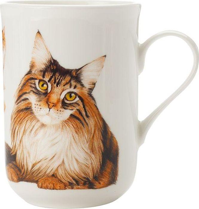 Кружка Maxwell & Williams Мейн-кун, 300 мл куплю кота мейн кун полукровки за 1000 рублей в москве