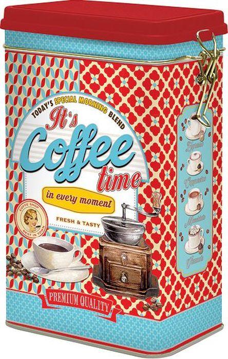 Банка для кофе Easy Life Время кофе, 21 х 13 х 8 см friesland life revival weiß блюдце для чашки для кофе с молоком 17 см