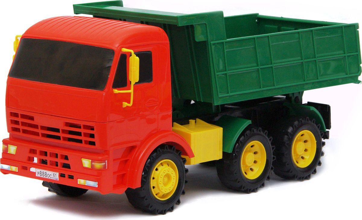 Karolina Toys Машинка-игрушка Грузовик karolina toys игрушка каталка колесо