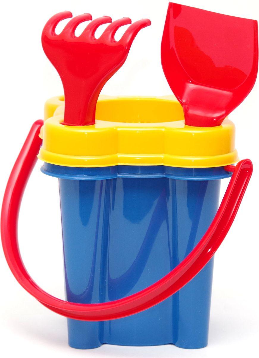 Karolina Toys Набор для песочницы Замок 4 предмета детский набор для моделирования stirling engine stirling gz001