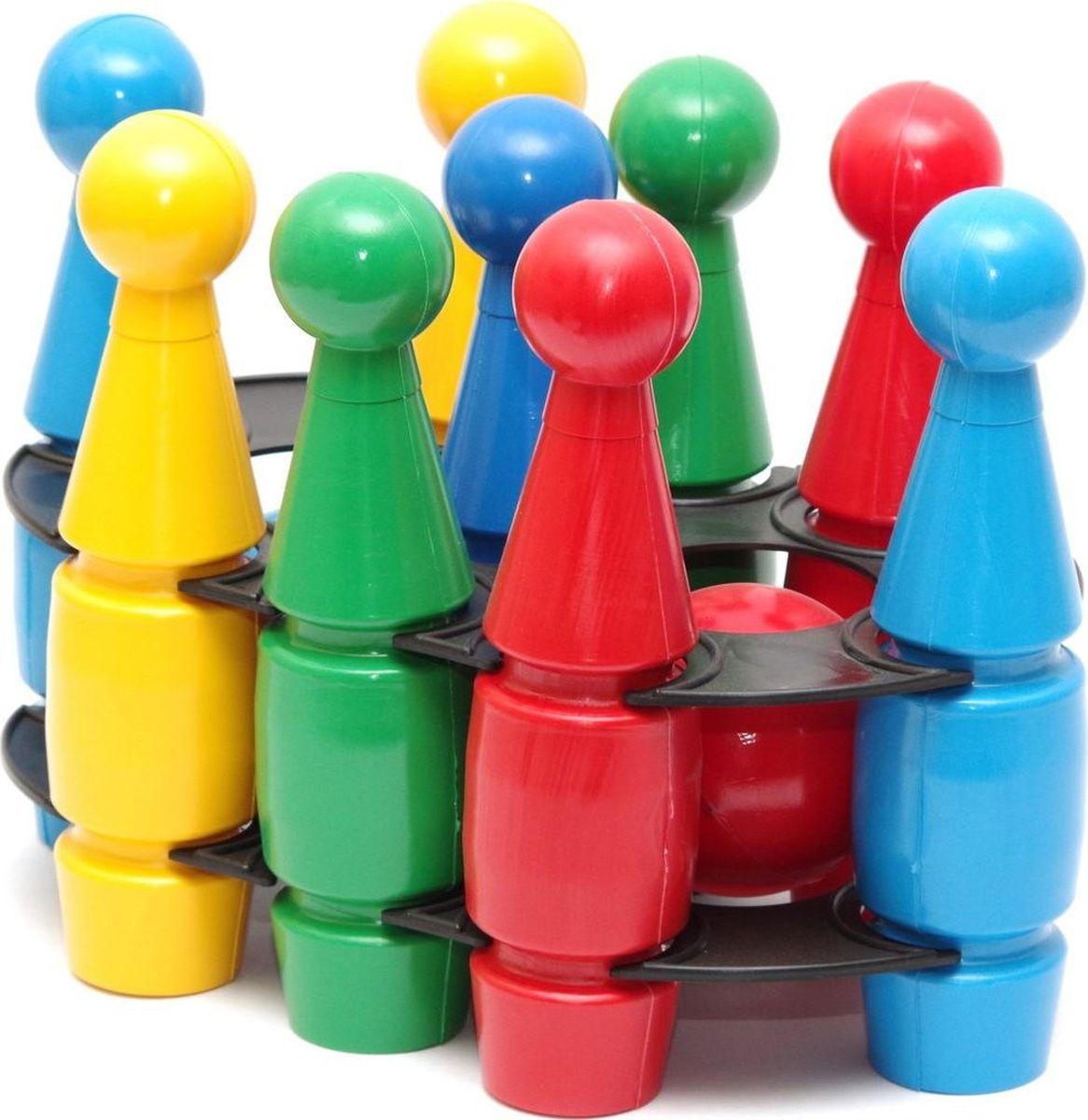 Karolina Toys Игровой набор Кегли karolina toys игровой набор кегли