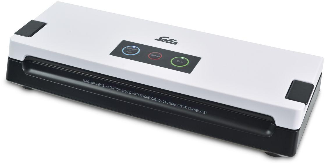 Solis Vac Quick вакуумный упаковщик - Техника для хранения, консервации и заготовок