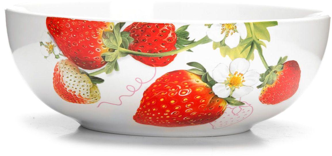 """Супница """"Loraine"""" изготовлена из доломитовой керамики высокого качества. Супница обладает термической и химической прочностью, поэтому прослужит вам по-настоящему долго.  Супница сочетает в себе изысканный дизайн с максимальной функциональностью, а красочность оформления придется по вкусу ценителям утонченности и изысканности. Супница оригинально украсит ваш стол и подчеркнет прекрасный вкус хозяйки, а также станет отличным подарком.   Изделие легко мыть как вручную, так и в посудомоечной машине."""