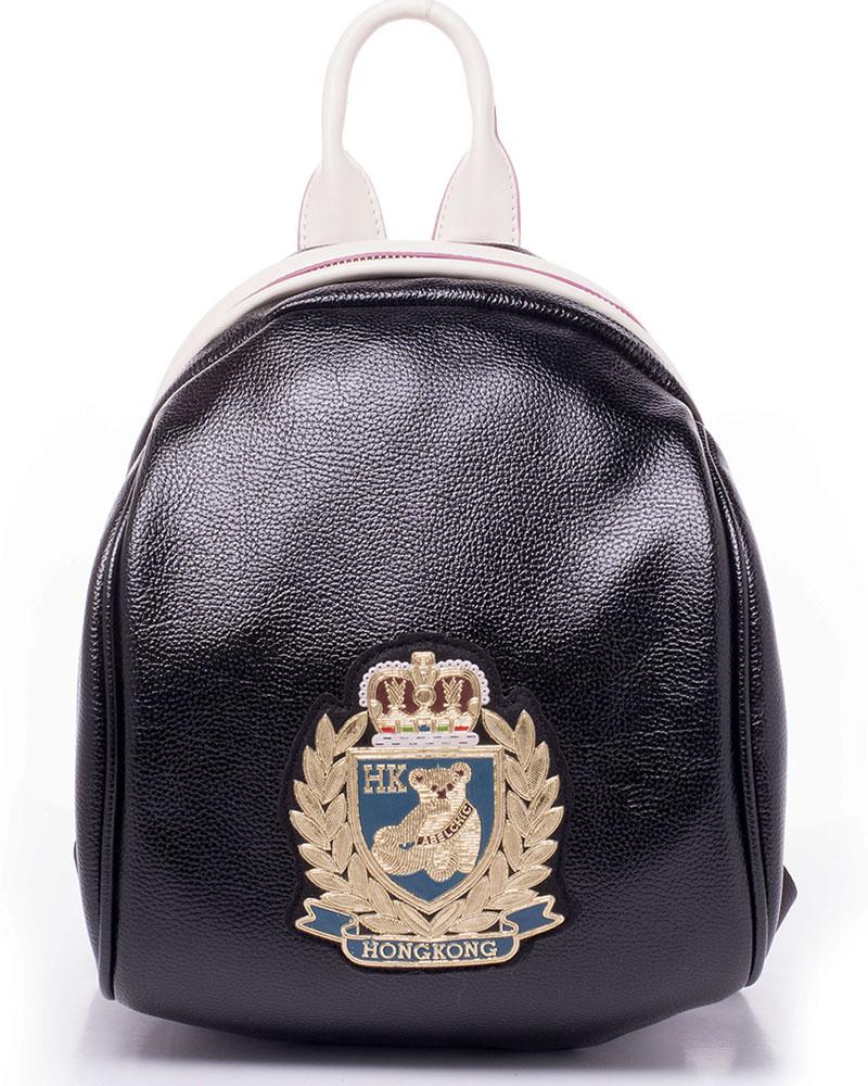 Рюкзак женский Baggini, цвет: черный. 29860-1 рюкзак кладоискателя модель 1