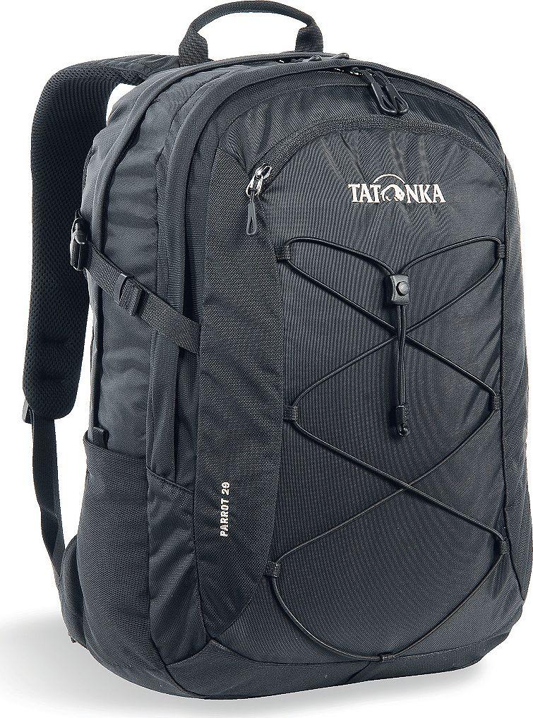 Рюкзак городской Tatonka Parrot, цвет: черный, 29 л городской рюкзак tatonka squeezy цвет голубой 18 л 2217 194