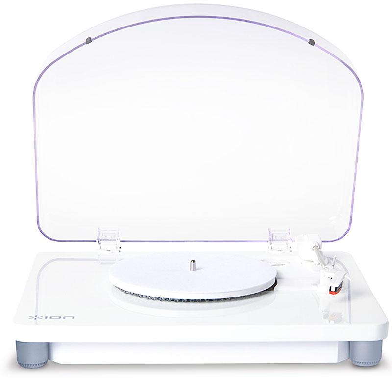 ION Audio Photon LP, White проигрыватель виниловых дисков